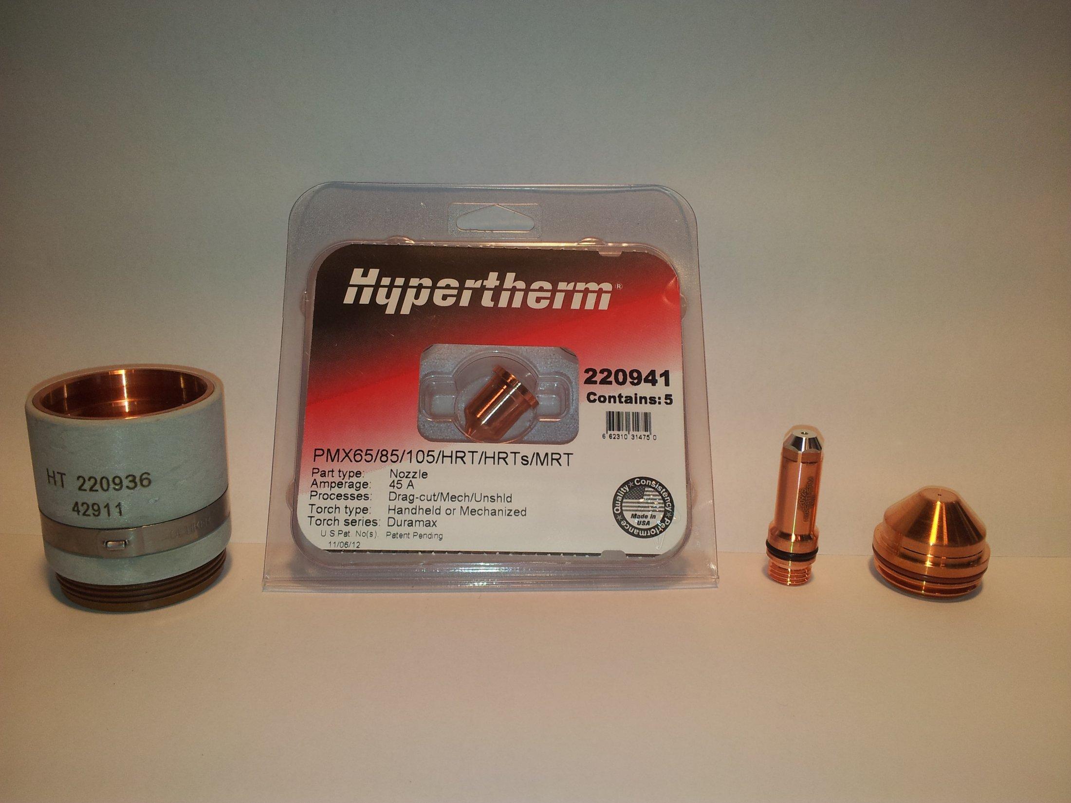 Hypertherm-plasma-consumables