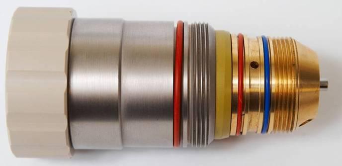 Quick-disconnect-plasma-torch
