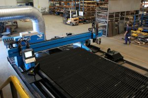 PCS EHD WITH PIPE CUTTING AXIS