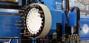 PCS MHB Heavy Duty Plasma Drilling Machine