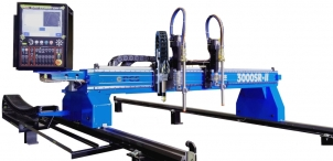 PCS SRII Affordable CNC Plasma Cutting Machine