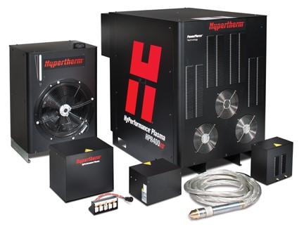 Hypertherm HPR400XD Plasma Cutter