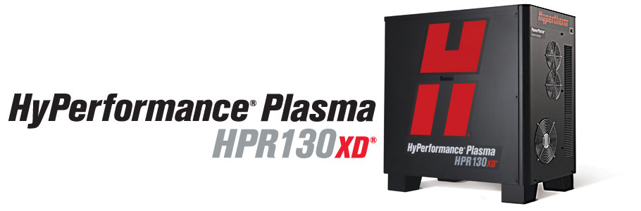 Hypertherm HPR130XD Plasma Cutter