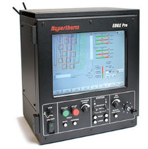 Hypertherm Edge for CNC Plasma cutter