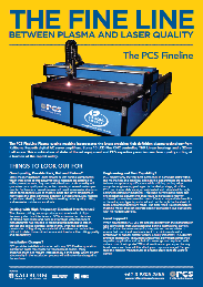 PCS FineLine Series brochure
