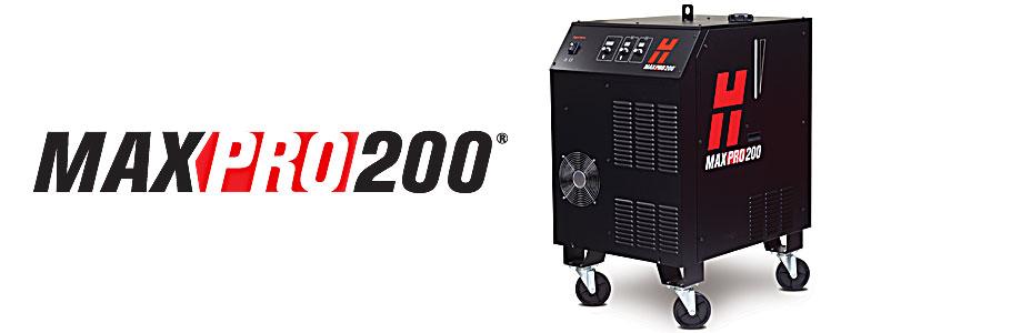 MAXPRO 200 plasma cutting system