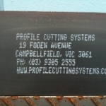 PCS Paint Jet Marking Systems