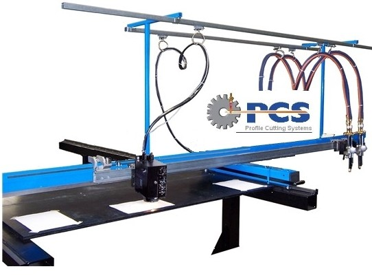 PCS 1500 Series Plasma Cutting Machine