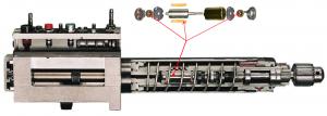 PCS CNC Spot Drill for CNC Plasma Cutting Machines