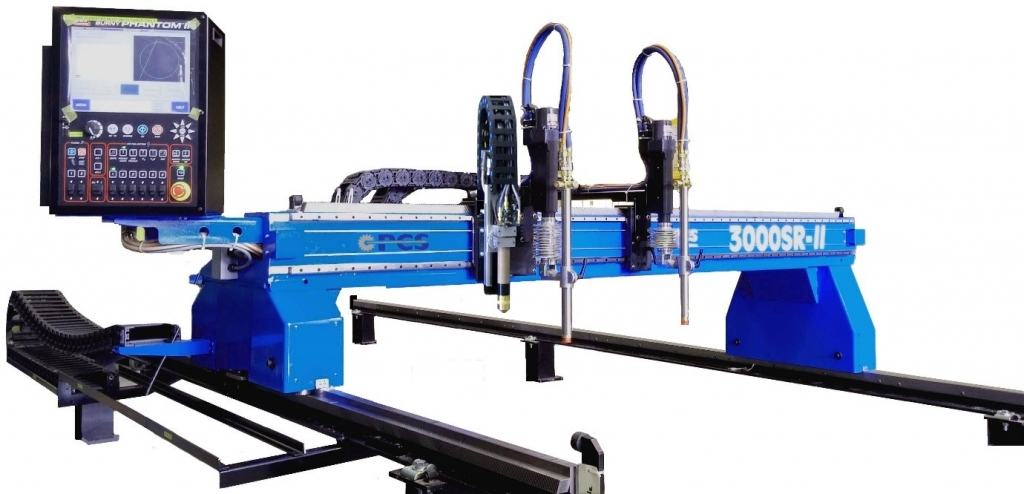 PCS CNC Plasma Cutting Machine