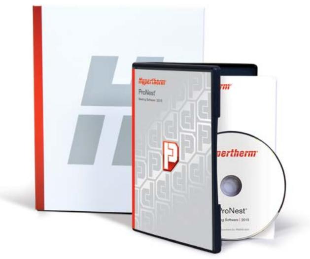 Hypertherm CAM ProNest Software Solution