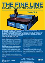 PCS FineLine Series brochure