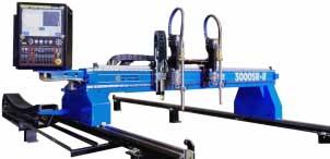 PCS SRII Affordable CNC Plasma Cutting Machine