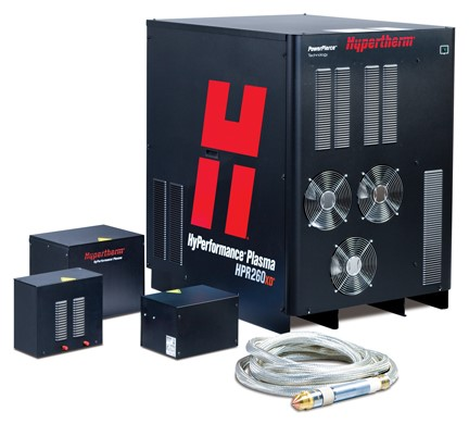 Hypertherm HPR260XD Plasma Cutter